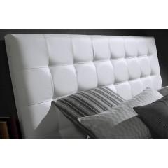 Cabecero de cama Modelo M02C1  tapizado acolchado