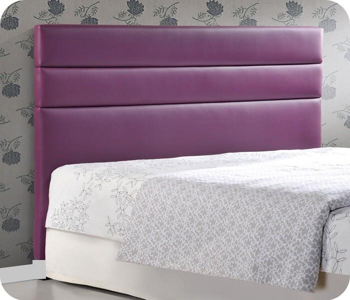 cabeceros de cama lacado en blanco lneas