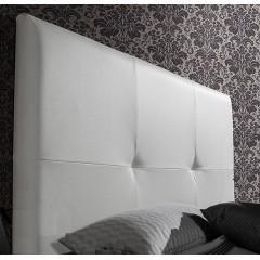 Cabecero de cama Modelo M02C4 tapizado acolchado