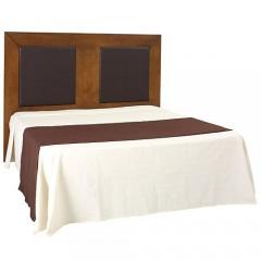 Cabecero de cama Modelo M02C5  tapizado acolchado