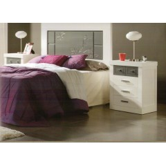 Tête de lit laque blanc M03/80/C4