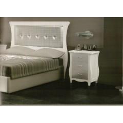 Cabecero de cama  lacada blanco  M03/12/C2