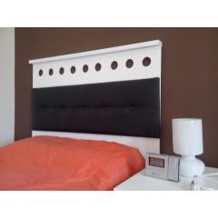 Cabecero de cama modèle MPCTapizado