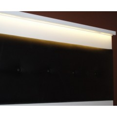 Cabecero de cama modèle MP1 Tapizado