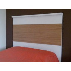 Cabecero de cama modèle MPC Chapado
