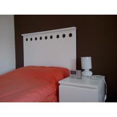 Cabecero de cama modèle MPCLaqué