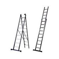 Escalera aluminio 2,5 metros