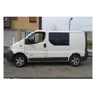 Transporte furgoneta  Nissan Primastar
